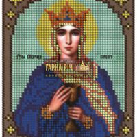"""Схемы для вышивки бисером - """"Святая Великомученица Варвара"""""""