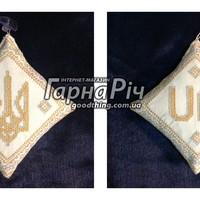 """Сувенирные изделия Автосувенир """"Патриот"""" золото/сербр"""